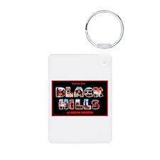 Black Hills South Dakota Keychains
