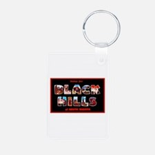 Black Hills South Dakota Keychains