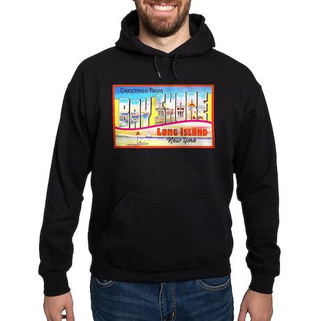Bay Shore Long Island Hoodie (dark)