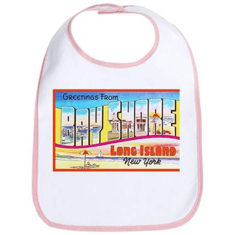 Bay Shore Long Island Bib