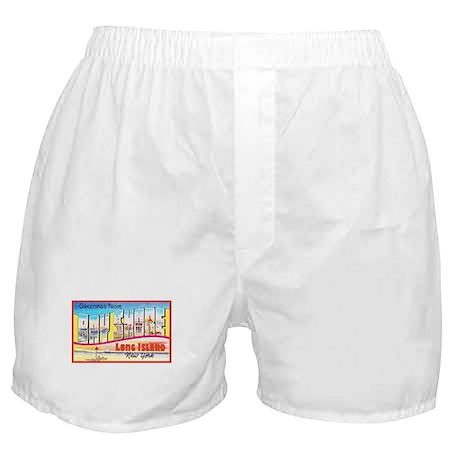 Bay Shore Long Island Boxer Shorts
