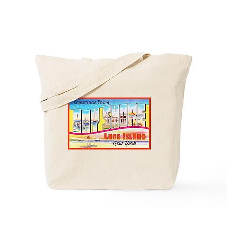 Bay Shore Long Island Tote Bag