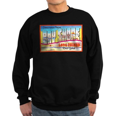 Bay Shore Long Island Sweatshirt (dark)