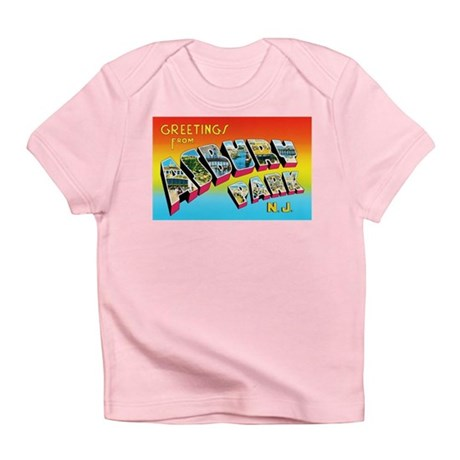 Asbury Park New Jersey Infant T-Shirt