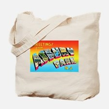 Asbury Park New Jersey Tote Bag