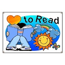 Love to Read Banner