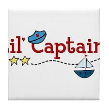Lil Captain Tile Coaster