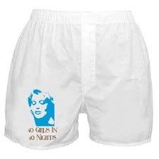 Tongue-in-Chic Boxer Shorts
