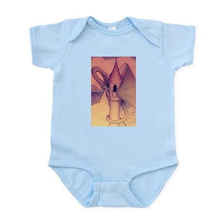 Dragon Perch Infant Bodysuit