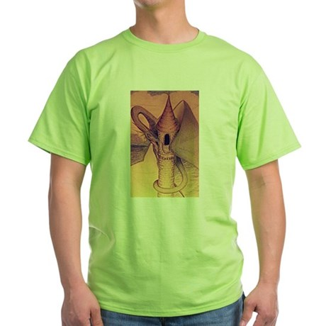 Dragon Perch Green T-Shirt