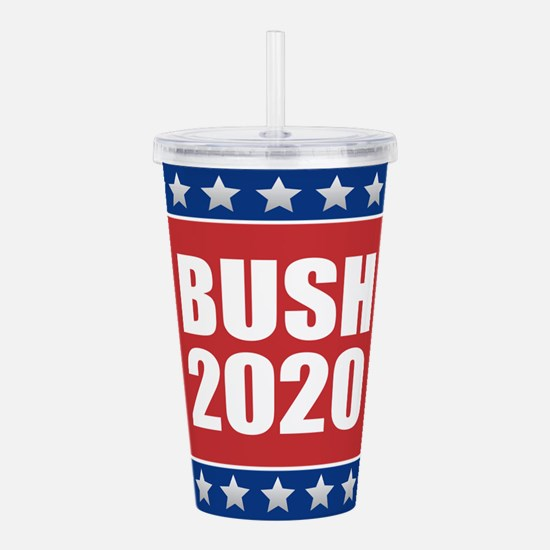 Bush 2020 Acrylic Double-wall Tumbler