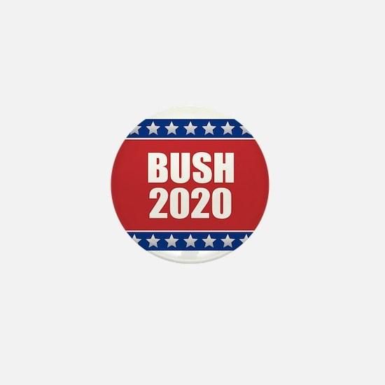 Bush 2020 Mini Button