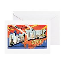 New York.jpg Greeting Cards (Pk of 20)