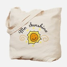 Mr. Sunshine Tote Bag