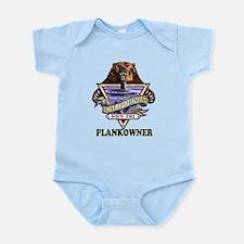 PLANKOWNER SSN 781 Infant Bodysuit