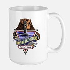USS California SSN 781 Mug