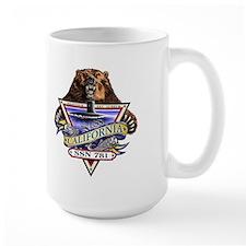 USS California SSN 781 Mug