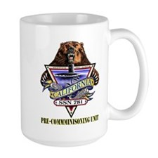 SSN 781 PCU Mug