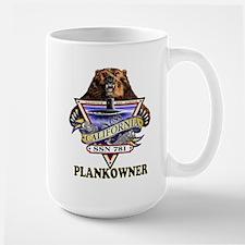 PLANKOWNER SSN 781 Large Mug
