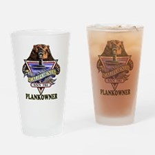 PLANKOWNER SSN 781 Drinking Glass