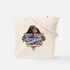 USS California Pride! Tote Bag