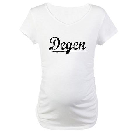 Degen, Vintage Maternity T-Shirt