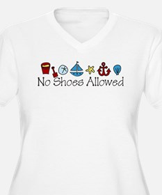 No Shoes Allowed T-Shirt