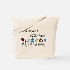 What Happens.... Tote Bag