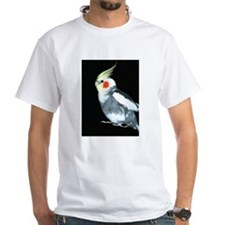 GRAY AND WHITE COCKATIEL Shirt