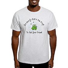 Kiss A Few Frogs T-Shirt