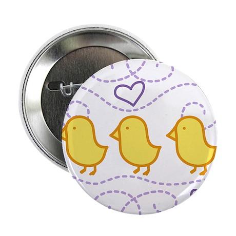 "Chickens 2.25"" Button"
