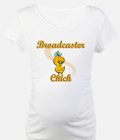 Broadcaster Chick #2 Shirt