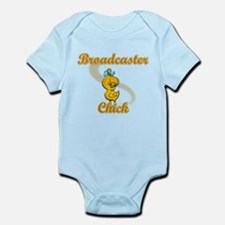 Broadcaster Chick #2 Infant Bodysuit
