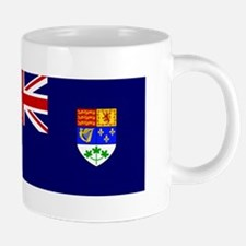 Flag of Royal Canadian Navy 1921-1957 Mugs