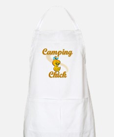 Camping Chick #2 Apron