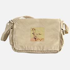 Magical Pogo Unicorn Messenger Bag
