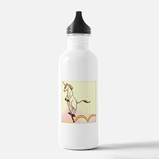 Magical Pogo Unicorn Water Bottle