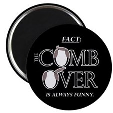 Combover Facts - Magnet