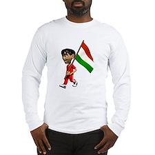 Cute 3D Tajikistan Long Sleeve T-Shirt