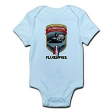 PLANKOWNER SSN 782 Infant Bodysuit