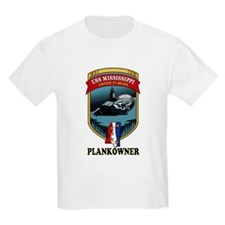 PLANKOWNER SSN 782 T-Shirt