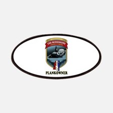 PLANKOWNER SSN 782 Patches