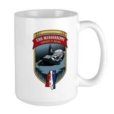 USS Mississippi SSN 782 Mug