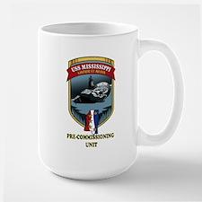 SSN 782 PCU Large Mug