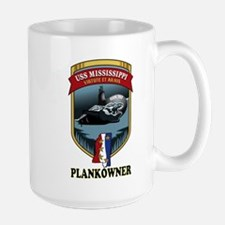 PLANKOWNER SSN 782 Large Mug