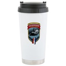 USS Mississippi SSN 782 Travel Mug