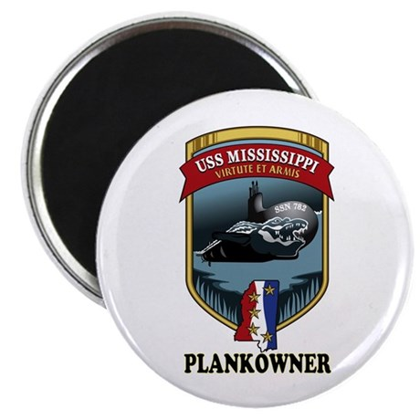 PLANKOWNER SSN 782 Magnet