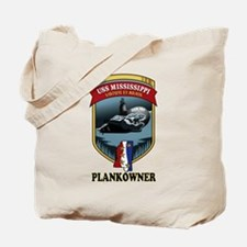 PLANKOWNER SSN 782 Tote Bag