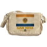 San Jose (Flag 10).png Messenger Bag