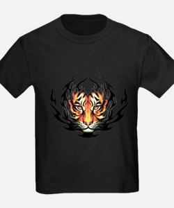 Tribal Flame Tiger T